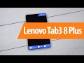 Обзор Lenovo Tab 3 Plus 8703X 16Gb
