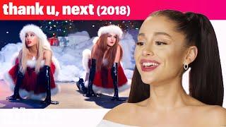 Ariana Grande Breaks Down Her Iconic Music Videos | Allure