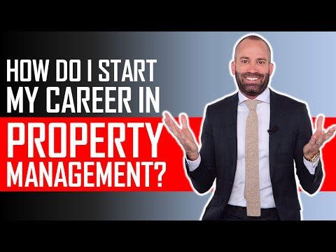 How Do I Start My Career In Property Management? - YouTube