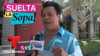 Suelta La Sopa | La última entrevista de Juan Gabriel en Suelta la Sopa | Entretenimiento