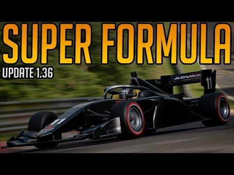 Gran Turismo Sport: Super Formula Gameplay