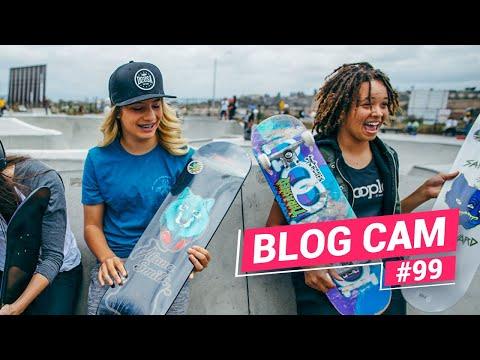 Blog Cam #99  - Hoopla Pro Release Surprise
