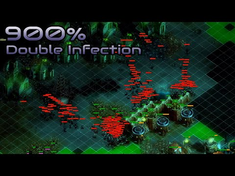 They are Billions - 900% No pause - Double Infection - Caustic Lands