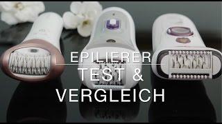 Epilierer TEST - der ultimative Epilierer Vergleich