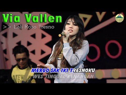 Via Vallen Lali Rasane Tresno Official Video Music