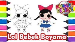Lol Bebek Boyama Resmi Kênh Video Giải Trí Dành Cho Thiếu Nhi