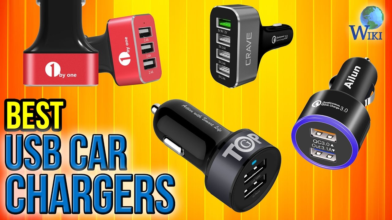 The best USB car charger that has come up …