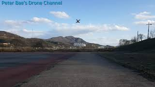#7 Racing drone Acro mode practice 레이싱 드론 아크로 모드 연습