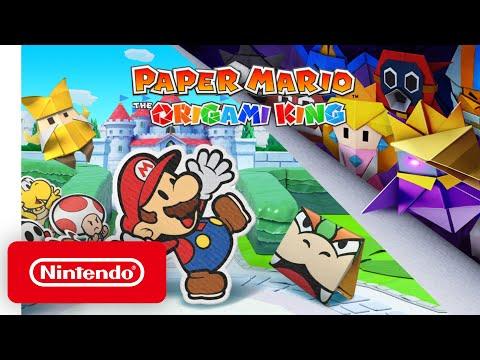 Paper Mario: The Origami King (Nintendo Switch) - Nintendo Key - UNITED STATES - 1
