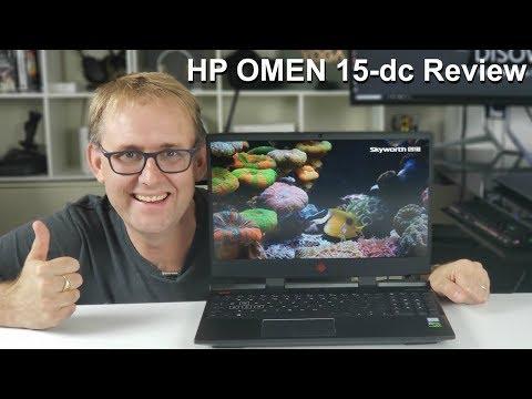 HP Omen 15-dc Review - Six Cores  Best GTX 1060 Laptop under $1000? -  Музыка для Машины