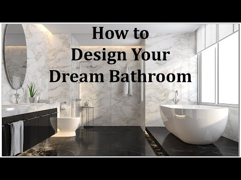 New Bathroom Interior Design Course