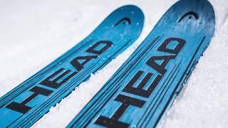 Видео: горные лыжи Head Monster Ski 17/18