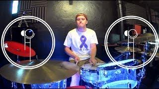 Hippo Campus - Western Kids - Drum Cover By Rex Larkman