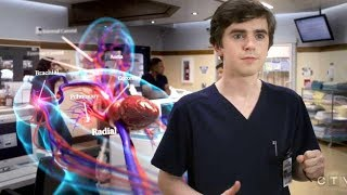 The Good Doctor 1x12 Shaun Shows His Special Skill Again   The Good Doctor Best Scenes