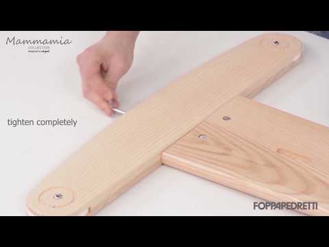 Assemble your Mamma&Me Crib  – Mammamia Collection by Foppapedretti thumbnail