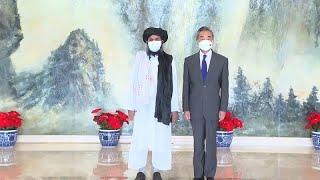 CHINA Y TALIBANES ESTABLECEN RELACIONES ESTRATÉGICAS