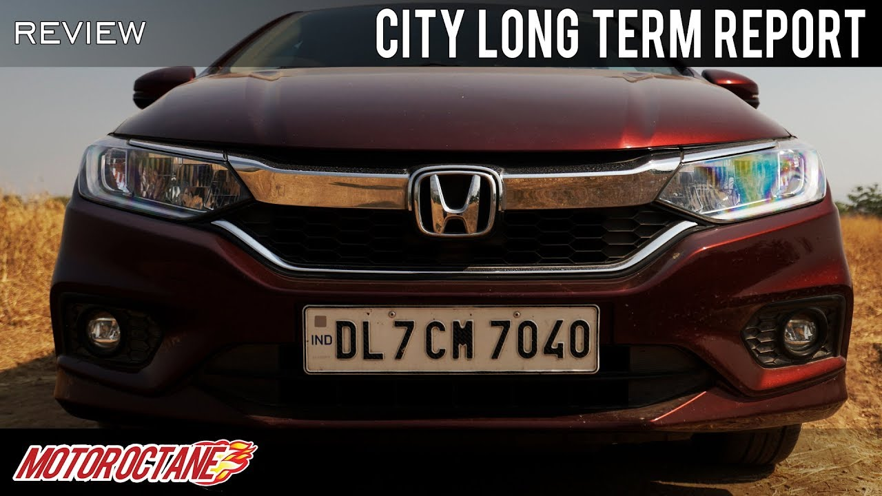Motoroctane Youtube Video - 2019 Honda City Reliability Report 2 | Hindi | MotorOctane