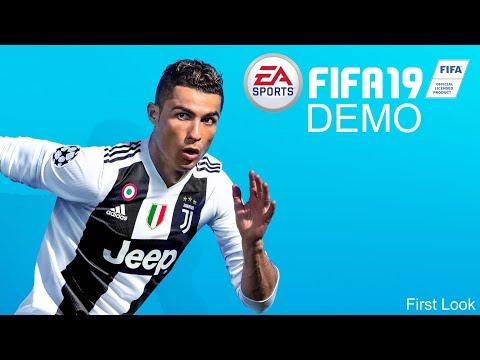 FIFA 19 DEMO I First Look 🚨 Erster Eindruck [Deutsch/HD] (видео)