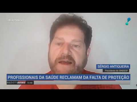 Programa da Rede TV News fala sobre os afastamentos dos profissionais da saúde