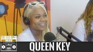 Queen Key On What Big Dick Energy Means & More (Part 1) | iLLANOiZE Radio