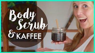 DIY Kaffee Body Scrub Rezept