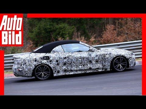 BMW 4er Cabrio Erlkönig (2019): erste Bilder - Details