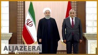 🇮🇶 Iraq PM: We will try to ease US-Iran tension | Al Jazeera English