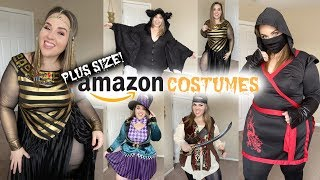 AMAZON Plus Size Halloween Costumes 2019| Sarah Rae Vargas