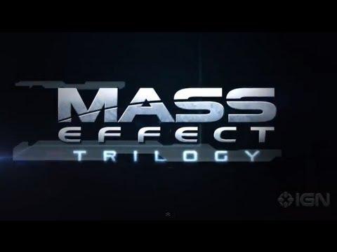Mass Effect Trilogy - PS3