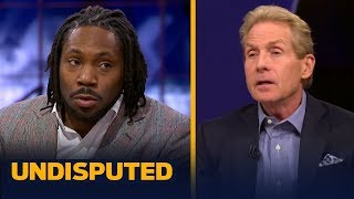 Antonio Cromartie reacts to Darrelle Revis calling Richard Sherman out on Twitter | NFL | UNDISPUTED