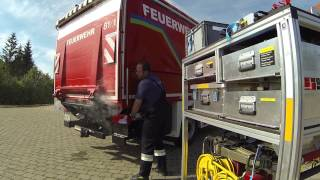 preview picture of video 'Cold Water Challenge FF Horgau'