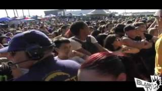 "Eyes Set to Kill - ""Liar in a Glass"" (Live at Warped Tour-2010)  Suburban Noize Records"