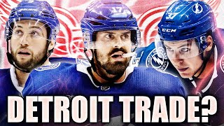 Red Wings Trade For Tyler Johnson, Alex Killorn, Yanni Gourde? Tampa Bay / Detroit NHL Trade Rumours