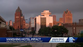 Pfister shows off comeback plans as hotel industry prepares for little impact from DNC