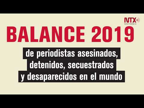 America Latina la region mas peligrosa para periodistas: RSF