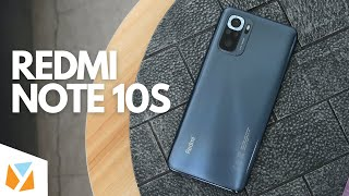 Xiaomi Redmi Note 10S Unboxing and Hands-On