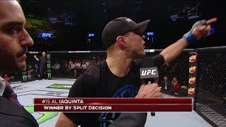 Iaquinta unleashes f-bombs on booing fans at UFC Fight Night 63