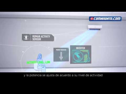 Aire Acondicionado | Econavi | Inverter | Panasonic | Comandato.com