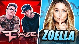 FAZE CLAN VS ZOELLA