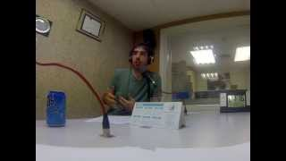 preview picture of video 'Mirar (Els tres sentits) - Ràdio Rubí'
