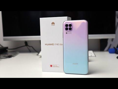 Recensione Huawei P40 Lite