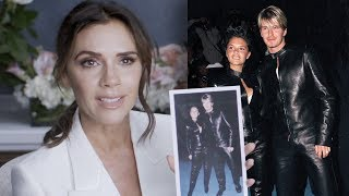 Victoria Beckham Explains 6 Looks From Spice Girls To Now   Vogue
