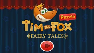 Tim the Fox - Puzzle Tales Intro