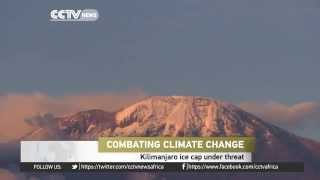 Mount Kilimanjaro ice cap under threat