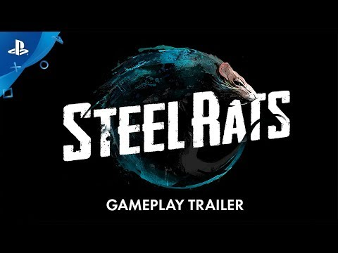 Steel Rats – Gameplay Trailer | PS4 thumbnail