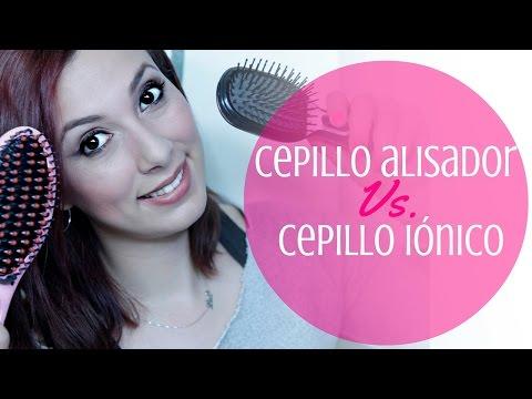 💆♀️ Cepillo ALISADOR VS Cepillo IONICO Braun | MKR by Lúa