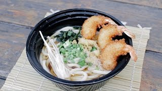 Behind The Food Carts: Odang Udon