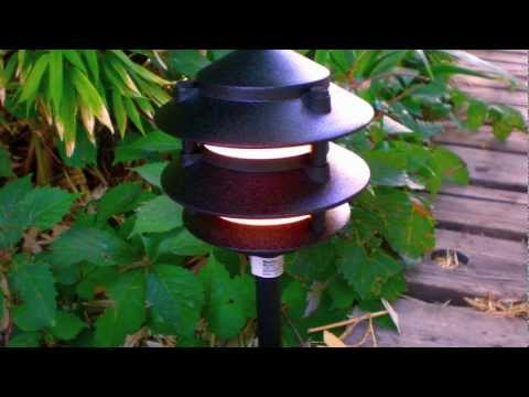 Total Lighting Supply Malibu LED Pagoda Fixture