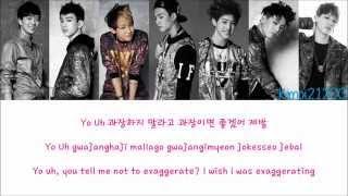 GOT7   Girls Girls Girls [HangulRomanizationEnglish] Color & Picture Coded HD