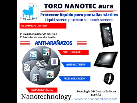 Videos from TORO NANOTEC aura